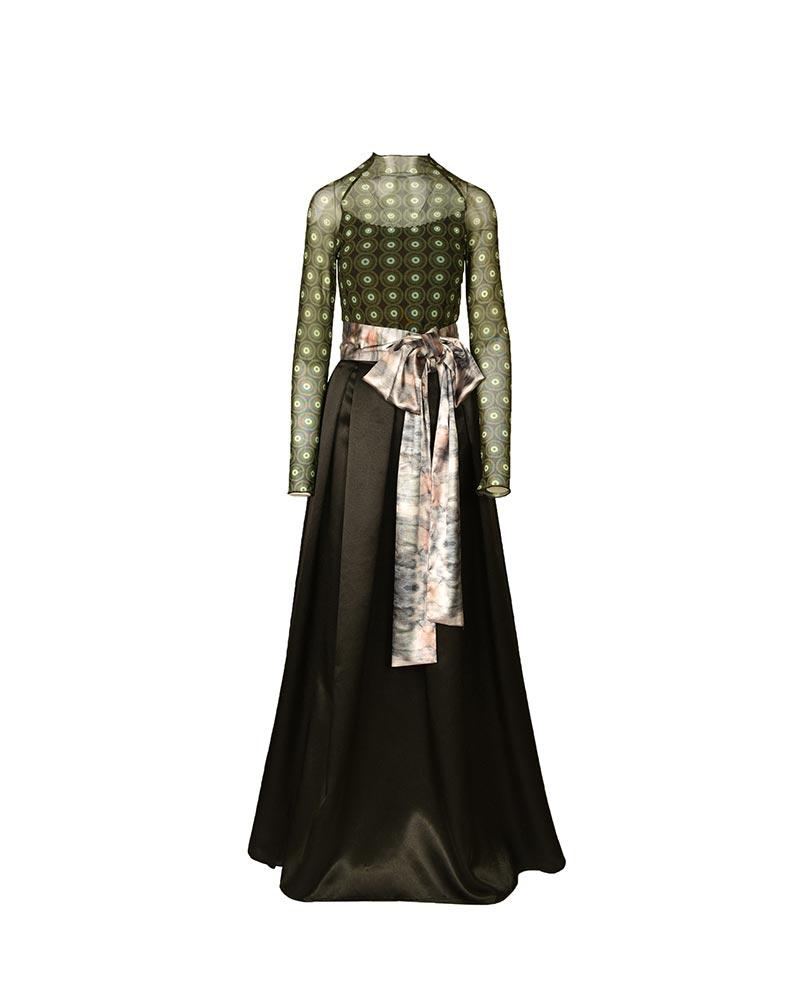 50fba2ec9a16 ALA večerné šaty - MIRA FASHION